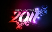 Free vector Vector misc  Happy new year 2011 eps Vector part05