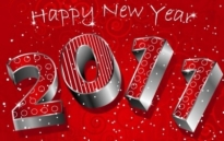 Free vector Vector misc  happy new year 3D 2011