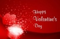 Free vector Vector Heart  Happy Valentine's Day Greeting Card Vector