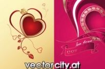 Free vector Vector Heart  Heart Illustration