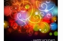 Free vector Vector misc  Holiday Background