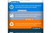 Free vector Vector misc  Infographic Background