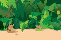 Free vector Vector misc  Jungle Plants