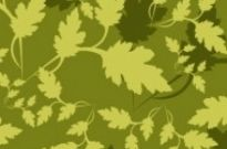 Free vector Vector pattern  Leaves Camouflage Pattern