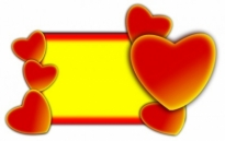 Free vector Vector clip art  Love 2