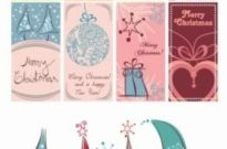 Free vector Vector background  lovely christmas background vector graphic