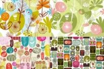 Free vector Vector flower  lovely flowers and plant vector