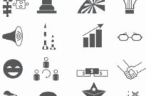 Free vector Vector icon  Marketing Icons