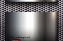 Free vector Vector background  metal background 02 vector