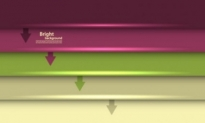 Free vector Vector background  modern trend background 03 vector