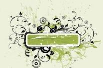 Free vector Vector banner  Nature Grunge Banner