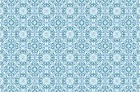 Free vector Vector floral  Oriental Floral Pattern