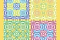Free vector Vector pattern  Ornamental Pattern Vector