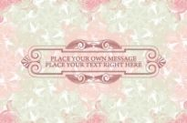 Free vector Vector background  pink background pattern 01 vector