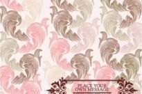 Free vector Vector background  pink pattern background 03 vector