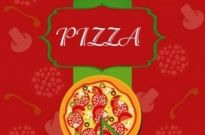 Free vector Vector misc  pizza illustrator 01 vector