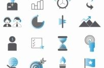 Free vector Vector icon  Productive and Efficiency Icon Set