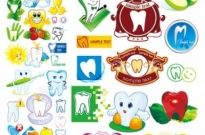 Free vector Vector icon  protect teeth cartoon icon vector