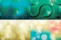Free vector Vector background  Rainbow Abstract Vector Background