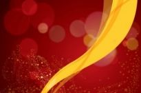 Free vector Vector background  Red Background Vector Yellow Ribbon