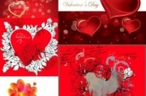 Free vector Vector Heart  romantic heartshaped vector