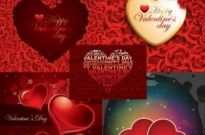 Free vector Vector background  romantic roses and heartshaped background vector