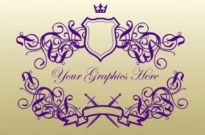 Free vector Vector banner  Royal Banner Shields