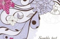 Free vector Vector background  seamless floral background 5 vector