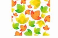 Free vector Vector pattern  Seamless Flower pattern