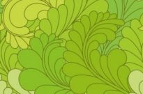 Free vector Vector floral  Seamless Ornate Floral Pattern Vector Background