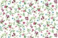 Free vector Vector flower  small purple flowers floral background vector