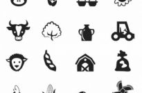 Free vector Vector icon  Soulico Agriculture icons