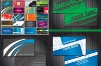 Free vector Vector misc  special business card template vector