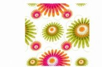 Free vector Vector pattern  Spring patterns