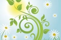 Free vector Vector misc  Spring Tree Vector Illustration
