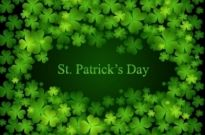Free vector Vector background  St Patrick's Day Vector Background