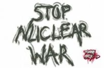 Free vector Vector misc STOP NUCLEAR WAR – design Tommy Brix