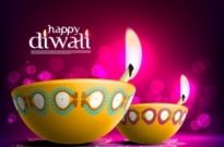 Free vector Vector misc  the beautiful diwali card 08 vector