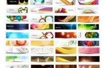Free vector Vector banner  the fashion patterns banner03vector