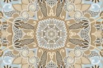 Free vector Vector background  the retro classic pattern background 04 vector