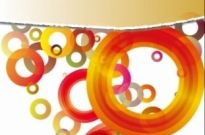 Free vector Vector background  the rings background design 04 vector