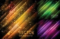 Free vector Vector background  The universe Star background Vector