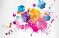 Free vector Vector background  Trend color vector background