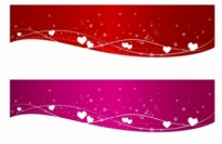 Free vector Vector Heart  Valentine's backgrounds