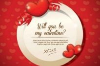 Free vector Vector background  Valentines Design Vector Graphic Background