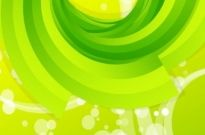 Free vector Vector abstract  Vector Abstract Green Background