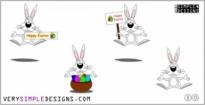 Free vector Vector misc  Vector Illustration: Easter Bunny