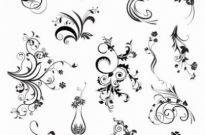 Free vector Vector misc  Vector Ornamental Design Elements