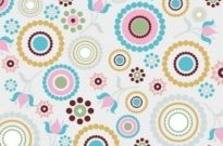 Free vector Vector pattern  Vector Retro Pattern Background