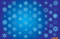 Free vector Vector misc  Vector Snowflakes
